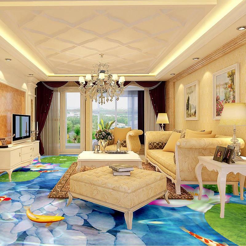 Sàn Nhà 3D
